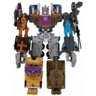 Transformers Unite Warriors - UW-07 - Bruticus w/ Blast-off Shuttle - MIB