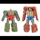 Transformers Generations War for Cybertron: Siege Micromaster Autobot Topshot & Flak Autobot Battle Patrol