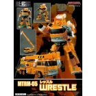 Make Toys - MTRM-05 Wrestle - MISB
