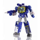 DX9 Toys - War in Pocket - X33 Sonic Wizard - MIB