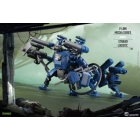 Rihio Multiabyss MM001 V-Link Mecha Series - Blue