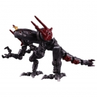 Diaclone Reboot - DA-34 Waruder Raider Raptor Head Dark Cathode Type