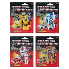 Exclusive Transformers G1 Legion Collection - Set of 4