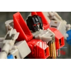 MoDel - Model-004 - MP-11 Masterpiece Starscream Starking Light Up Head