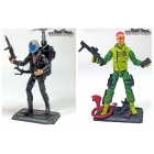 G.I. Joe The Final Twelve Black Spider Rendezvous & Coils O'Doom G.I. Joe Club 2018 Exclusive