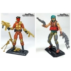 G.I. Joe The Final Twelve Dodger & Cobra Viper GI Joe Club 2018 G.I. Joe Club 2018 Exclusive