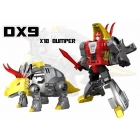 DX9 Toys - War in Pocket - X18 Bumper - MIB