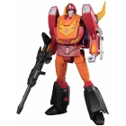 Transformers Masterpiece MP-09 Rodimus Prime with Collector's Coin