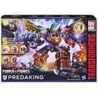 Transformers Power of the Primes - Predaking - set of 5 - MISB