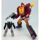 Transformers Masterpiece MP-40 Targetmaster Hot Rodimus - MISB