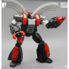Mech Fans Toys - MF-34A Ancient Black