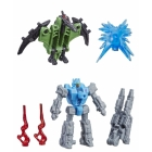 Transformers  War for Cybertron: Siege Battlemasters Wave 2 - Set of 2 Figures