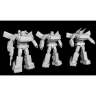 Magic Square - MS-B23 - Set of 3 Figures