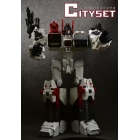 Unique Toys - Metropolis - Metroplex Add on Kit - MISB