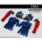 DNA Design - DK-02 - Fortress Maximus Upgrade Kit - MIB