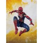 S.H.Figuarts - Avengers - Infinity War - Iron Spider & Tamashii Stage - MIB