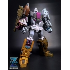 ZA-06 Bruticon Combiner Set of 5 Figures | Zeta Toys