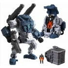 Diaclone Reboot - DA-03 Diaclone Powered-Suit Set Type B - MIB