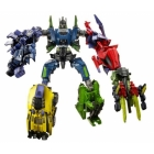 Transformers 2012 - Generations - Bruticus Set of 5 - MOC