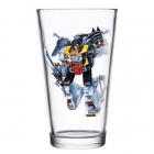 Transformers Grimlock Pint Glass