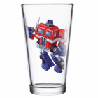 Transformers Drinkware - Transformers Optimus Prime Pint Glass
