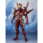 S.H. Figuarts - Ironman Mk-50 Nano Weapon Set 2 - Endgame Version