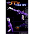 FansToys  - FT-03 Quake Wave - Loose 100% Complete