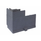 Tamashii Nations Bandai Option Brick Wall (Grey Ver.)