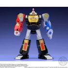 Mighty Morphin Alien Rangers - Super Mini Pla - Ninja Megazord & White Ninja Falconzord - MIB