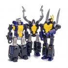 Newage - H10 Abadon H11 Berial & H12 Asmodeus Three-Pack