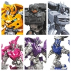Transformers Studio Series Deluxe Wave 8 - Set of 6 Figures