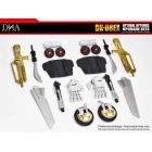 DNA Design DK-08EX Upgrade Kit for POTP Throne of the Primes Optimal Optimus - MIB