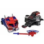 Transformers Animated - Loose - Optimus Prime vs. Megatron - 100% Complete