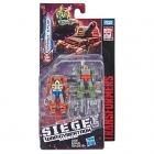 Transformers Siege Micromaster Autobot Topshot & Flak Autobot Battle Patrol - MOSC