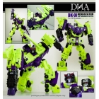 DNA Design - DK-01 - Devastator Upgrade Kit - MIB
