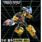 TFC Toys - Trinity Force - TF-01 Raging Bull - MISB