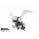 Fansproject - Saurus Ryu-Oh - Dinoni - Loose 100% Complete