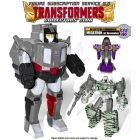 Transformers Subscription 5.0 - Megatron w/Space Warp - Loose 100% Complete