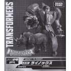 Transformers Legends Series - LG-EX Rhinox Beast Wars 2016 Transformers Fest Exclusive - MISB
