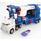 Transformers - Legends - LG14 Ultra Magnus w/ Alpha Trion Mini Figure - Loose 100% Complete