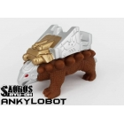 Fansproject - Ryu-Oh Ankylobot Shell - Limited Edition - MISB