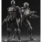 Robocop 2014 EM-208 Enforcement Droid | 1:18 Scale PX Previews Exclusive Figure Two-Pack