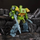 Transformers War for Cybertron: Siege Voyager Class Springer - MISB