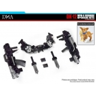 DNA Design - DK-12 MPM-6 Masterpiece Ironhide Upgrade Kit - MISB