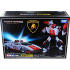 Transformers Masterpiece MP-14+ Red Alert | Anime Color Edition - MISB