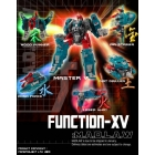 Fansproject - Function X-V - M.A.D.L.A.W  - MADLAW - Loose Complete