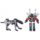 Transformers: Vintage G1 Ravage and Rumble Set of 2