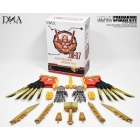 DNA Design - DK-07 - Predaking Upgrade Kit - MISB