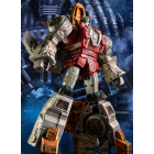 GigaPower Gigasaurs HQ02X Grassor | Metallic Weathered Version