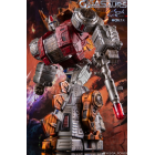GigaPower Gigasaurs HQ03X Gutter | Metallic Weathered Version